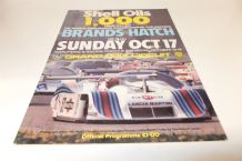 BRANDS HATCH 1982 October 15-16  1000Kms Group C
